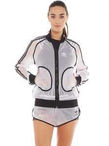 Adidas Rita Ora Trapeze Transparent Windbreaker 2