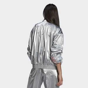 Adicolor Tricolor Metallic Japona Track Jacket Silver 2
